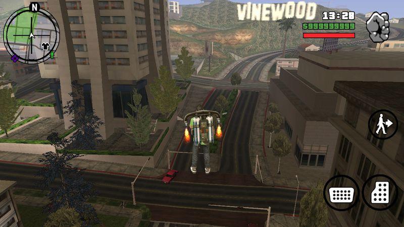 GTA San Andreas GTA V Texture Mod for Android Mod - MobileGTA net