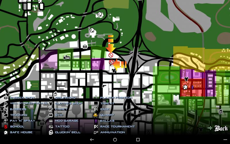 GTA San Andreas WTC Twin Towers for Android Mod - MobileGTA net