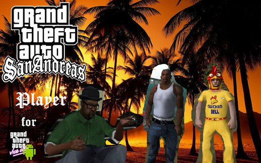 San Andreas Player For Android