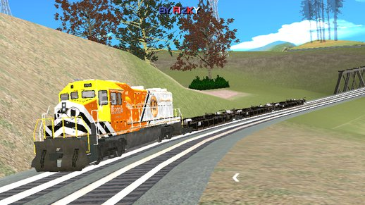 GTA San Andreas Trains - Mods and Downloads - MobileGTA net