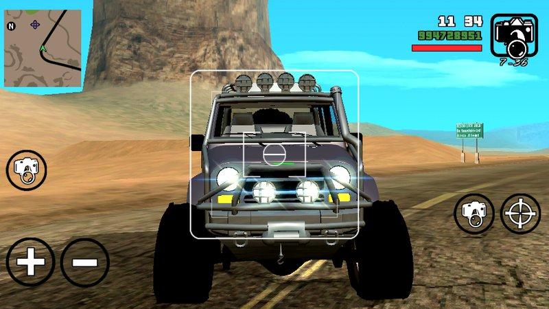 Gta San Andreas Gta V Wrangler Jeep Dff Only Mod Mobilegta Net