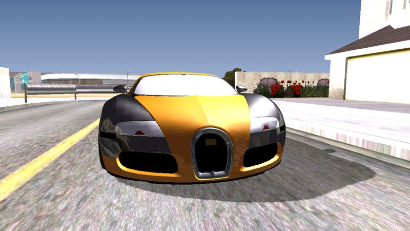 Gta San Andreas Bugatti Veyron For Android Dff Only Mod Mobilegta Net