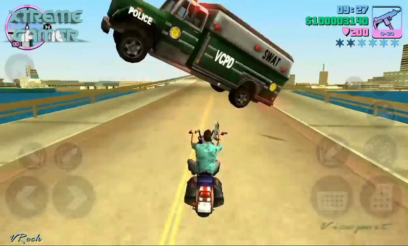 GTA Vice City Super Bikes Mod Mod - MobileGTA net