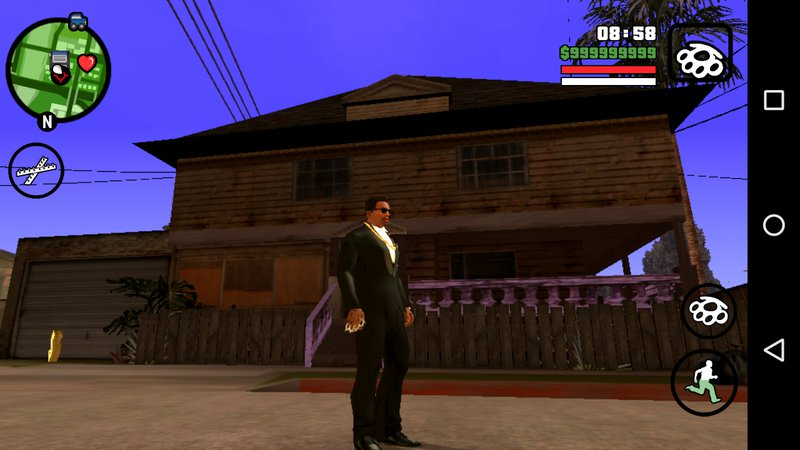 GTA San Andreas Save Game For Android Mod - MobileGTA net