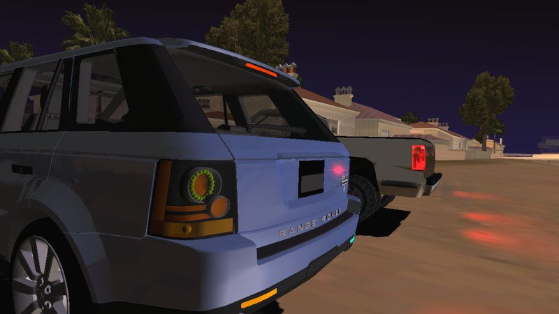 GTA San Andreas Ultra Real Graphic Mod For Android Mod