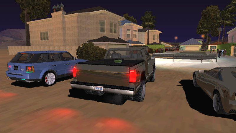 GTA San Andreas Ultra Real Graphic Mod For Android Mod - MobileGTA net
