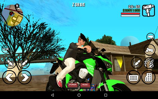 Kawasaki Z800 For Android