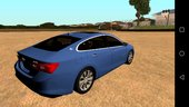 Chevrolet Malibu Android Dff Only