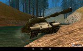 IS-4M for Android (dff only)
