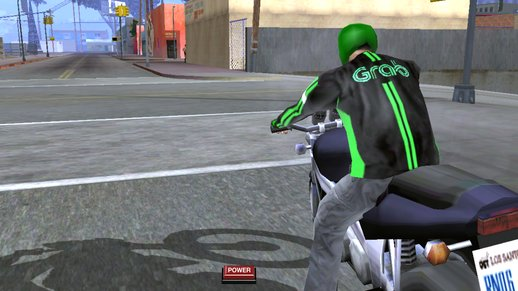 Jaket Grab Bike For Android