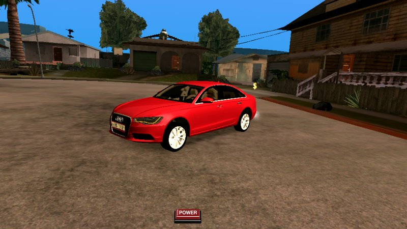 Gta San Andreas Audi A6 For Android Mod Mobilegta Net