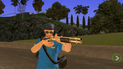 GTA sa weapon.DAT custom v1