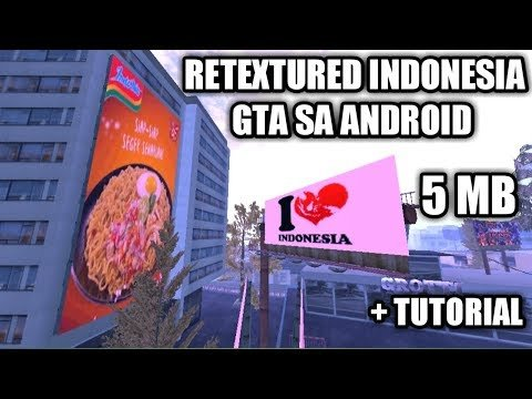 Retexture Indonesia Like Billboard, Wall Art etc
