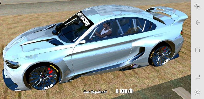 GTA San Andreas GTA SA Mobile BMW Vision Gran Turismo 2014