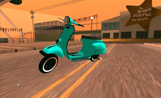 Vespa N-50 for Android