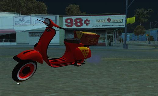 Mod Vespa N-50 Pizzaboy for Android