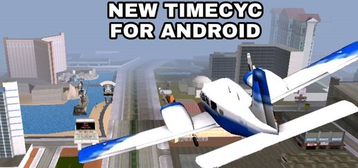 New Timecyc For Android