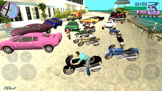 GTA Vice City Mods - Mods and Downloads - MobileGTA net