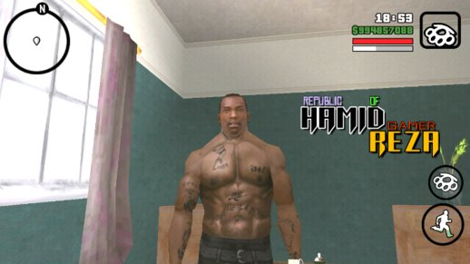 GTA San Andreas Skins - Mods and Downloads - MobileGTA net