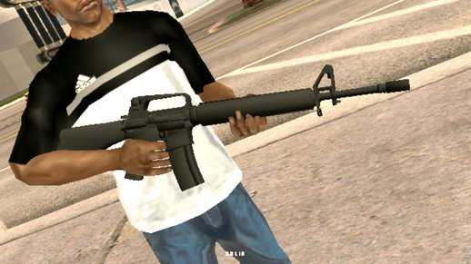 GTA San Andreas Weapons - Mods and Downloads - MobileGTA net