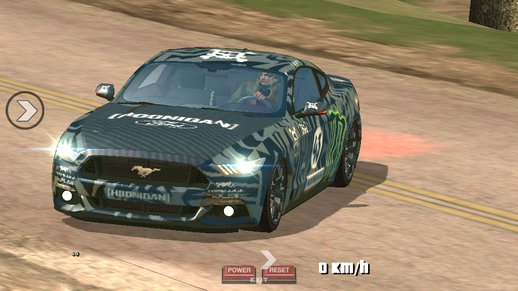 Ford Mustang GT for Mobile