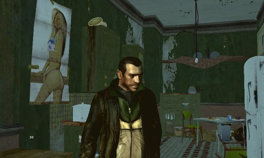 GTA IV Roman's House For Android