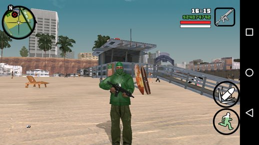 GTA V BeachHut for Android