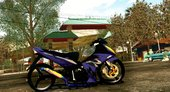 Yamaha X-1R Purple & Violet For Android