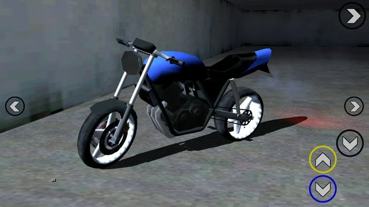 Project Bikes - PCJ600 for mobile
