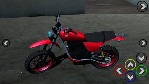 GTA V Dinka Enduro for mobile