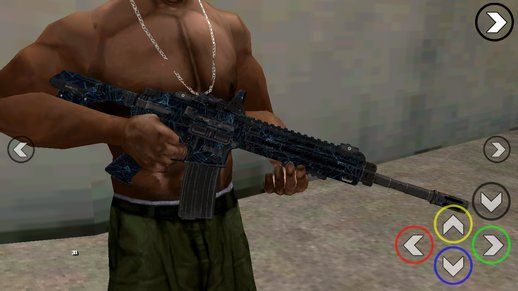 M4A1 Tech Custom for mobile